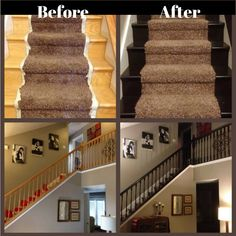 33 Best Gel Stain Over Golden Oak Images Stair Railing