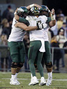 UW notebook: After tough loss, No. 2 Oregon up next