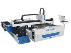 STYLECNC® Fiber Laser 1000w CNC Pipe Cutting Machine for metal sheet