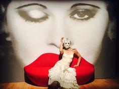 #surrealism #salvadordali #heavenandhell #costume #headpiece #mask #circus #avantgarde #ambiance #lucentdossier #lucentdossierexperience #evententertainment
