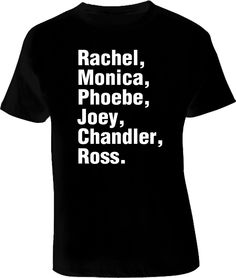 friends t shirts tv show - Google Search
