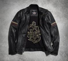 Scavenger Leather Jacket