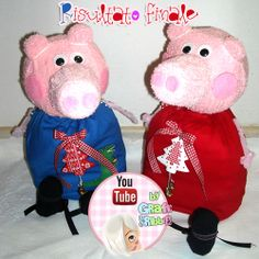 Videotutorial You Tube Peppa Pig http://graficscribbles.blogspot.it/2014/03/video-tutorial-peppa-pig-you-tube.html