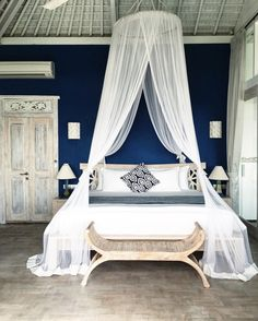 Glamorous Canopy Beds Ideas For Romantic Bedroom 16 Luxury Decorating Ideas For Princess Bedroom Canopy Bed Canopy inside [keyword Bali Bedroom, Canopy Bedroom Sets, Master Bedroom, Bedroom Decor, Greek Bedroom, Bedroom Ideas, Bed Net Canopy, Bed Drapes, Suites