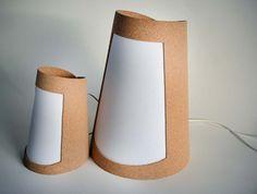 Coki la lampe de liège par Célia Persouyre