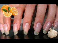 Make Nails Grow, Grow Nails Faster, Cute Nails, Pretty Nails, Classy Nails, Ongles Plus Forts, Nailed It, Nagel Hacks, Manicure Y Pedicure
