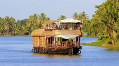 Here is the list of top tourist places in South India to experience the best region of India. 10 Amazing Tourist Places to Visit in South India for Joyful Vacation. Kerala India, South India, South Africa, Cheap Honeymoon Packages, Vacation Packages, Vacation Spots, House Boat Kerala, Costa, Kerala Backwaters