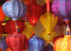 More Vietnamese lanterns