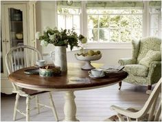 wonderful summer house inspiration from Laura Ashley