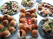 Cost effective buffet idea