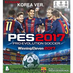 Pro Evolution Soccer 2017 - PlayStation 4 Standard Edition by Konami KOREA VER.