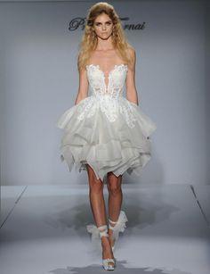 See Every Super Sexy Pnina Tornai Wedding Dress for Fall 2016 | TheKnot.com