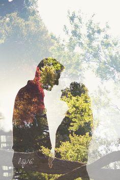 Omaha Engagement | Sean & Rachael | Deja Vu Photography Blog | Elmwood Park