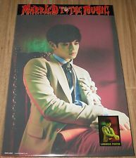SHINEE SMTOWN COEX Artium SUM GOODS Married To The Music MINHO LUMINOUS POSTER
