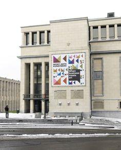 Mont des Arts Kuntsberg | Base Design