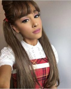 Image about ariana grande in Hairspray Live by Hairspray Live, Ariana Grande Fotos, Bae, Dangerous Woman, Queens, Celebs, Actresses, Sexy, People