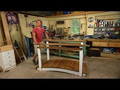 Have you got an undulating backyard, a spot you can't use or do you simply want to beautify your yard? Well Rob can help you get over all three problems with a bridge. This is a fun DIY project with simple materials and 5 steps to creating a small masterpiece.