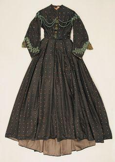 c. 1862 Dress