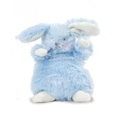 This soft, fuzzy bunny couldn't be any cuter. #BunniesWishList