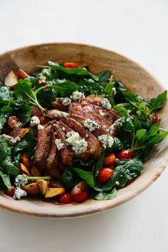 Recipe: Upside-Down Steak Dinner Bowl — Flip the Bowl
