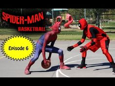 Spiderman Basketball - Episode #6 ft Deadpool - YouTube