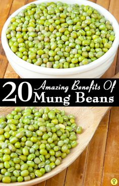 20 Amazing Benefits Of Mung Beans :Mung bean, which is used to make multiple popular cuisines, is extremely nutritious. It offers various health and skin benefits. Lemon Benefits, Matcha Benefits, Coconut Health Benefits, Bean Recipes, Healthy Recipes, Lentil Recipes, Diet Recipes, Vegetarian Recipes, Beans Benefits