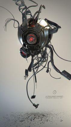 Avengers: Age of Ultron, Ultron heart concept..., Chris Bonura     on ArtStation at https://www.artstation.com/artwork/avengers-age-of-ultron-ultron-heart-concept