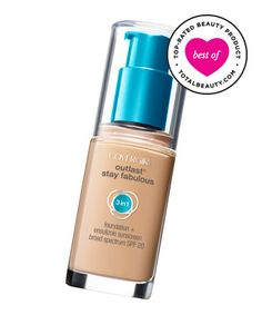 No. 9: CoverGirl Outlast Stay Fabulous 3-in-1 Foundation, $7.39, 9 Best Drugstore Foundations Under $15 - (Page 2)
