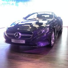 Mercedes-Benz S500 Coupe  By: @colombiansupercars por: colombiansupercars