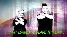 NO LONGER SLAVES || BETHEL || MOTIONS Children's Worship Songs, Kids Church, Church Ideas, Bethel Church, Church Songs, Children Ministry, Brain Breaks, Kids Learning, Singing