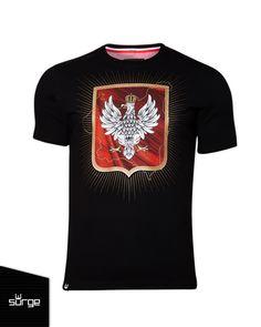 d10ae3475 Koszulka patriotyczna Herb II RP | KOSZULKI \ KRÓTKI RĘKAW | Sklep z  koszulkami Polski i