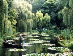 Monet's Garden. Giverny, France.
