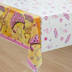 Pretty Princess Table Cover