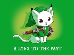 A Lynx To The Past