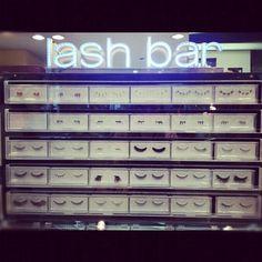 Lash Bar ♡ www.DashingWithAPurpose.com