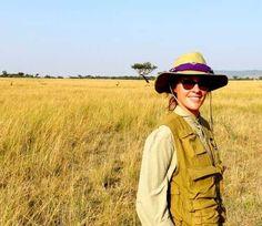 RailRiders: Keeps the Bugs Off on Safari in Africa   Splash Magazines   Los Angeles