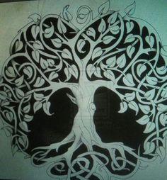 #treeoflife #tattoo #tree #celtic