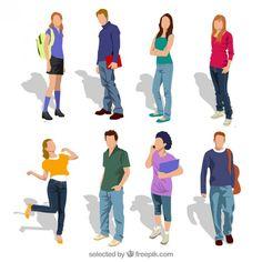 Teenager-students - Freepik-People - Pin-57