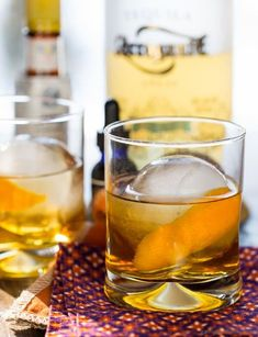 Smooth añejo tequila is the secret to this supremely sippable Tequila Old Fashioned recipe.