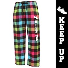 Keep Up Neon Multicolor Checkered Flannel Pant - Enjoy our popular flannel pants year round. They are super comfortable and great for lounging around! Constructed from the finest quality 100% cotton. Lightweight and comfy.