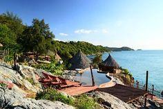 Paree Hut, Koh Sichang, Chonburi. ปารีฮัท เกาะสีชัง จ.ชลบุรี