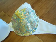 How to cover a belly dance bra
