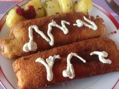 fischi`s cooking and more....: falsche forelle...