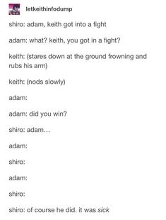 Read from the story Shadam Images and Imagines by MiraculouslyVoltron (GayRights🏳️🌈) with reads. Voltron Memes, Voltron Comics, Voltron Fanart, Form Voltron, Voltron Ships, Voltron Klance, Voltron Force, Shiro Voltron, Klance Comics