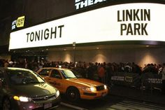 I want to be there!! Linkin Park