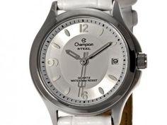 Relógio Champion CA 28805 S - Feminino Social Analógico com Data com as melhores condições você encontra no Magazine Eraldoivanaskasj. Confira!