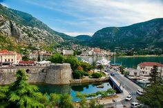 Podgorica, the capital of Montenegro Montenegro Budva, Montenegro Travel, Serbia And Montenegro, Beautiful World, Beautiful Places, European City Breaks, Backpacking Asia, Albania, Eastern Europe