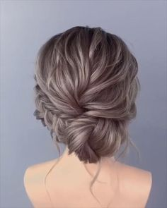 Hair Up Styles, Medium Hair Styles, Short Hair Wedding Styles, Updos For Medium Length Hair, Medium Length Wedding Hairstyles, Up Dos For Medium Hair, Hair Medium, Wedding Hair Inspiration, Wedding Ideas