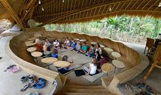School Design | Educational Spaces | Green School Indonesia