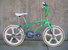 1986 Haro Master freestyler at Classic Cycle Bainbridge Isle | Classic Cycle…